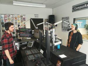 Sven Hensel bei CT - das Radio