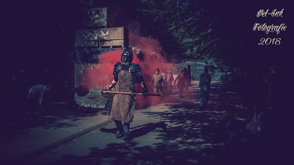 Zombie Horror Survival