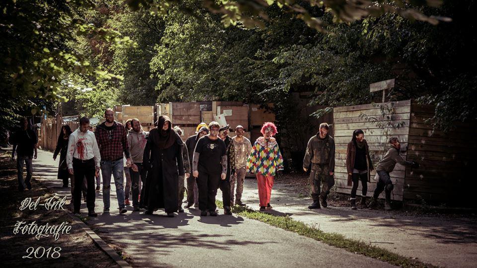 Zombie Horror Survival 1