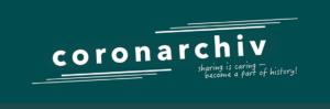 banner coronarchiv grün